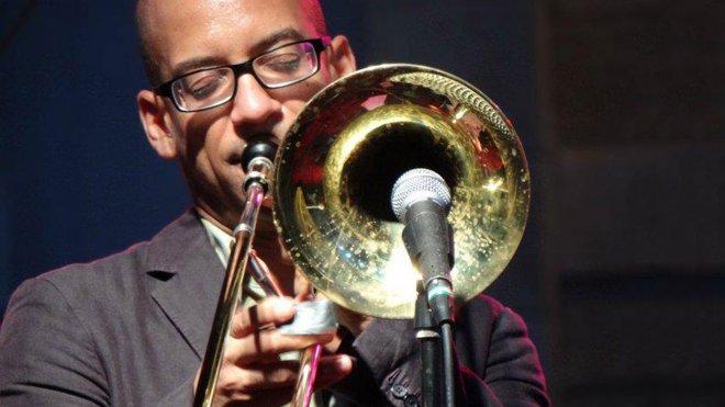 A Candid Interview with Josh Roseman - Iowa City Jazz Festival 2011