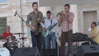 Kneebody Interview - Iowa City Jazz Festival 2011