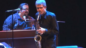 David Sanborn Interview - London Jazz Festival 2011