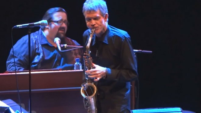 David Sanborn Interview - London Jazz Festival 2011