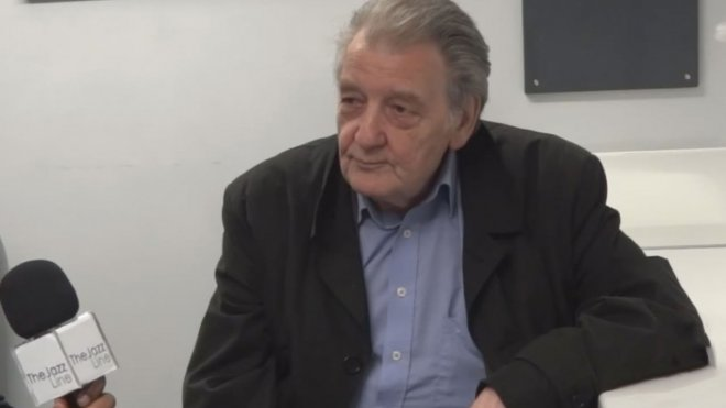 Stan Tracey Interview - London Jazz Festival 2011