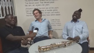 McCormack & Yarde Interview - London Jazz Festival 2011