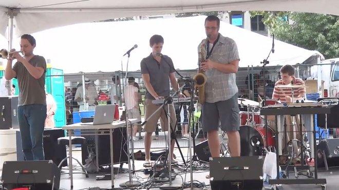 Koplant No Interview - Iowa City Jazz Festival 2011