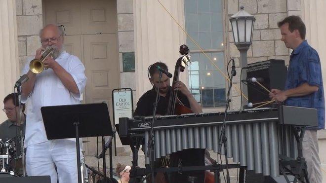 Kevin Hart & David Hoffman Interview - Iowa City Jazz Festival 2011